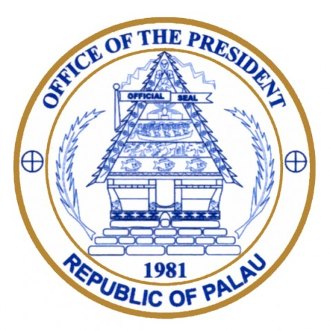 Image result for office of the president, palau