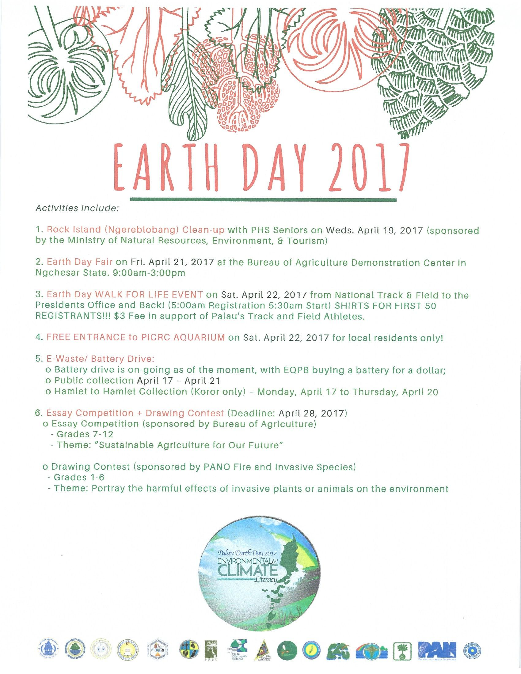 essay on earth thesis driven essay university of manitoba clayton  news national government earth day 2017 activities and program